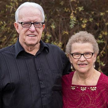 Everett and Evelyn McKinney
