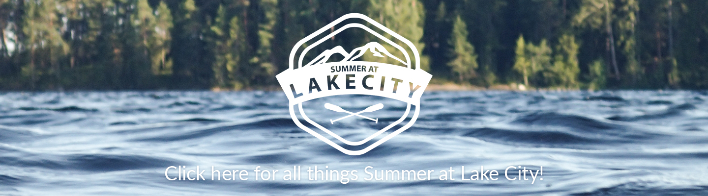 click here for all things summer at lake city
